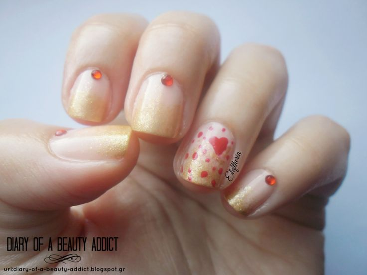 Simply Nails ▎❝Valentine's Day Nails❞
