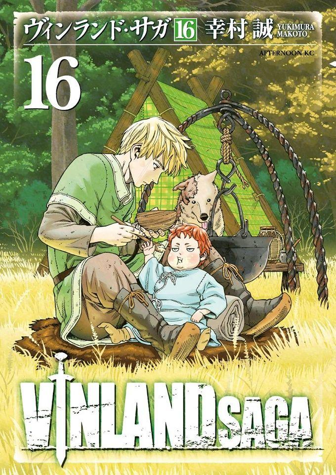 Un gran anuncio para el Manga Vinland Saga de Yukimura Makoto el 28 de Septiembre.
