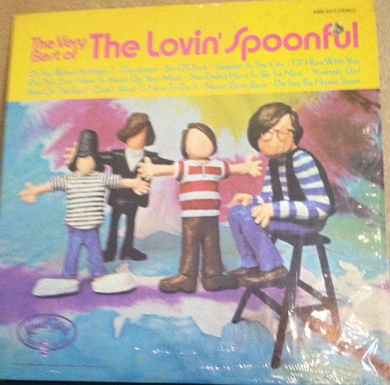 The Very Best Of The Lovin Spoonful Vinyl Rock Record Album
