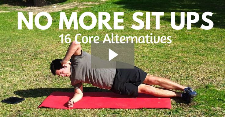 As trainers, we should know that sit ups are utterly overrated as an exercise for developing the core. Not only does it tend to favour the rectus femoris and rectus abdominis to the exclusion of th…