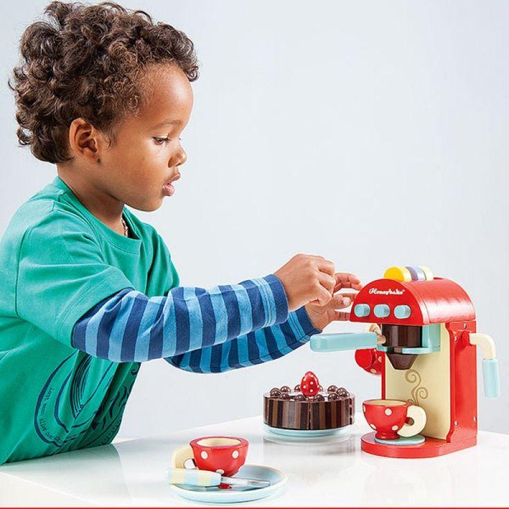 """Игровой набор """"Кофе-машина"""" Le Toy Van"""