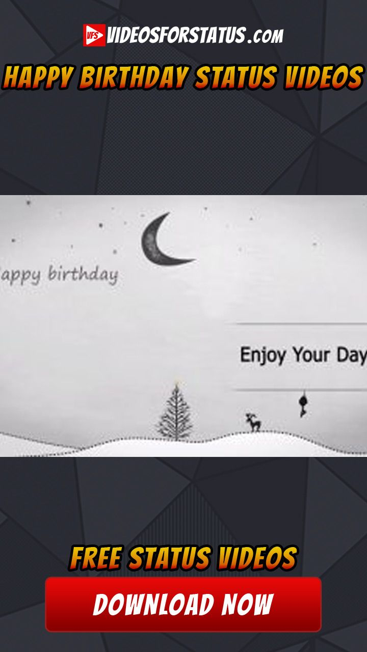 Birthday Wishes Clips For Whatsapp : birthday, wishes, clips, whatsapp, Happy, Birthday, Status, Videos, Whatsapp, Download, Wishes, Status,