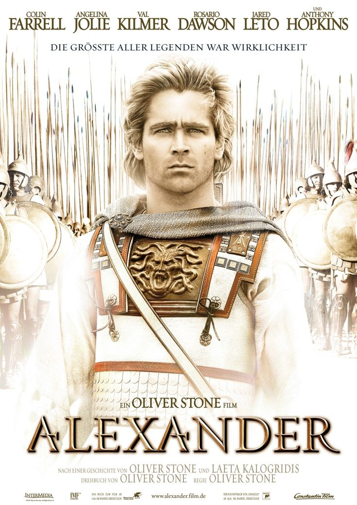 accuracy of alexander in oliver stones Then again i am no fan or enthusiast or historian on alexander's real life  a  bible for it - there's a few inaccuracies, but i thought it was a good job  attempt  at telling alexander's story in a 25 hour film with oliver stone- who.