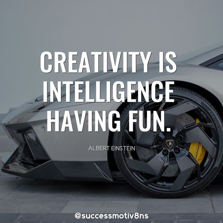 Creativity is intelligence having fun. Share it with your friends and family if you agree!  Follow us for more!  ❤ #successful #motivation #motivationalquotes #motivational #motivationmonday #attraction #inspiration #inspirationalquotes #positivevibes #nature #quote #quotes #quoteoftheday #quotesoftheday #quotestoliveby #lifequote #success #successquotes