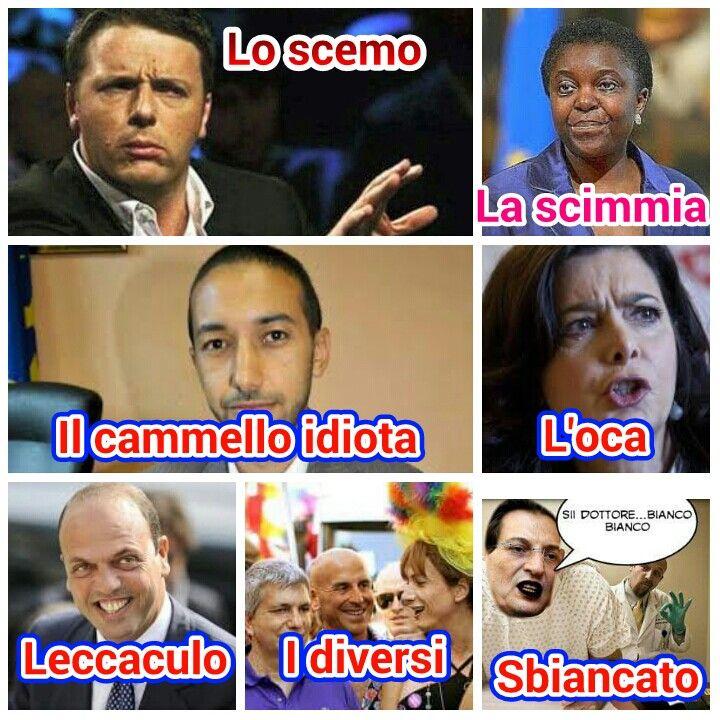 Ma noi italiani ci meritiamo questa gente?