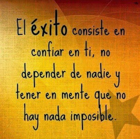 Nada imposible...  #businesspassion #business #toptags @top.tags #marketing #entrepreneurship #grind #hustle #learn #education #startup #marketing #success #successquotes #build #startuplife #businessowners #ambition #dream #goals #start #money #businessman #businesswoman #businesslife #entrepreneurlifestyle #goodlife #entrepreneur #motivated #businessowners #motivation