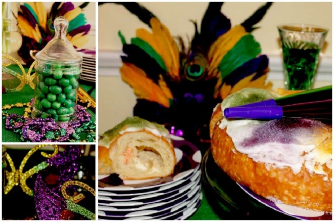 Mardi Gras party planner!