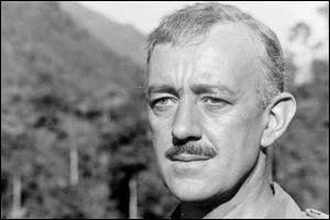 Sir Alec Guiness...