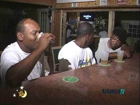 "BAR JOKES  - ""Three Men In A Bar"""