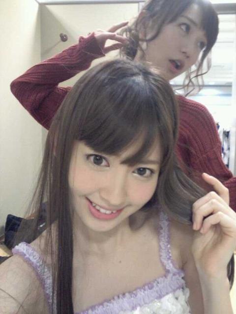 こじはる&優子 #AKB48
