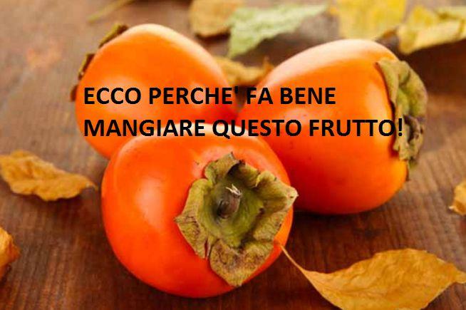 I CACHI... Un frutto stagionale dalle molteplici proprietà terapeutiche! Aiuta il fegato, il pancreas, da energia ma non solo! SCOPRI I SUOI BENEFICI.Leggi