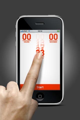 Drag Timer - iPhone App