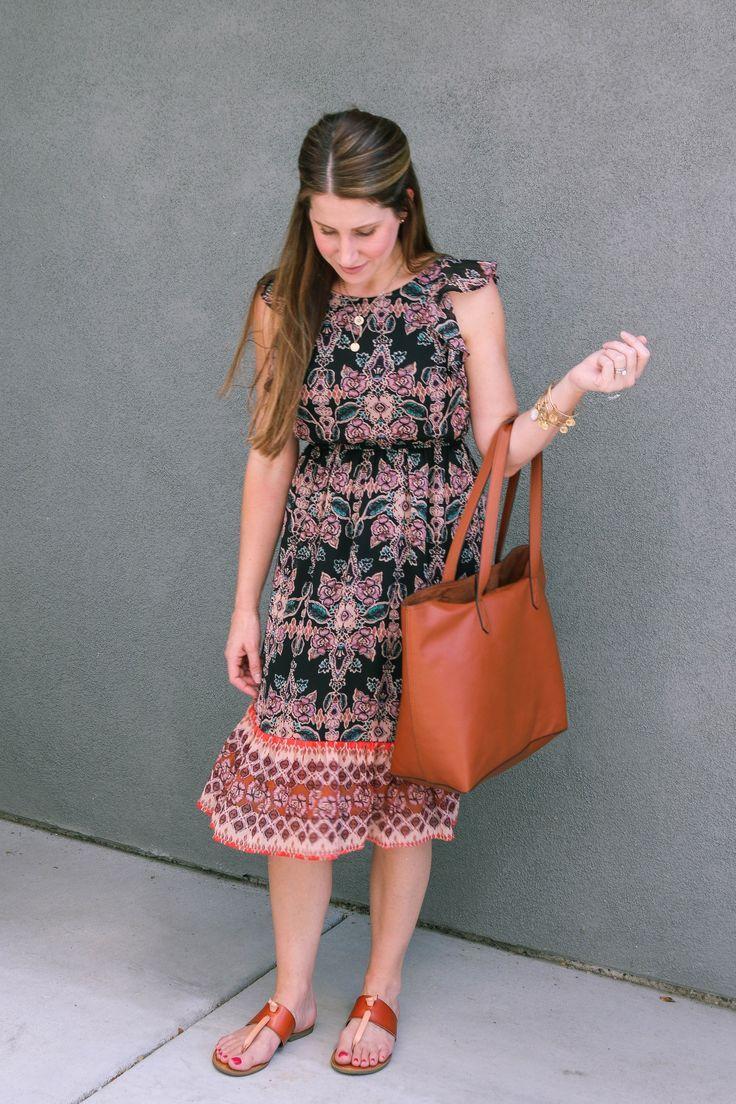 boho dress, midi dress, date night outfit, fall dress, fall outfit, day to date, fall fashion, fall style