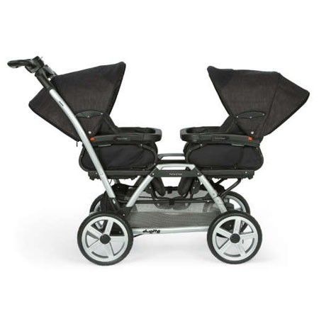 Mamas & Papas Duette Twin Stroller (great new buggy option)