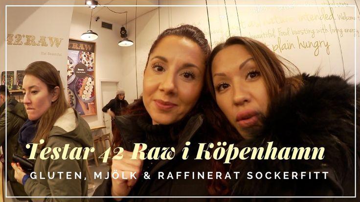 Jag besökte det kända caféet 42 Raw i Köpenhamn med min bästa vän Sandra Romano. Sååå god mat och super trevlig personal. Ett rawfood ställe ett stenkast från Strøget på Pilaestrade.   Här kan du spana in deras hemsida - http://www.42raw.com  Vill du se vad vi åt på 42 raw så klicka dig vidare här - http://ift.tt/2fHQXkq  Jag & Sandra tränade ju Energii igen och videon från när jag körde där kan du hitta här - https://www.youtube.com/watch?v=_uikmWhnoSA  Det ska vara lätt att vara hälsosam…
