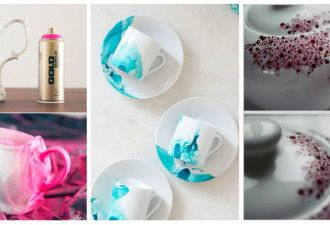 Δημιουργικές ιδέες για να διακοσμήσετε κούπες με βερνίκι νυχιών