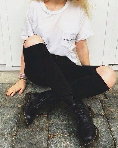 Best 25+ Doc Martens Outfit Ideas On Pinterest | Dr ...