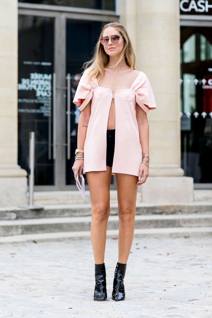 THE BEST OF PARIS FASHION WEEK STREET STYLE SPRING 2017 FOR THE IMPRESSION