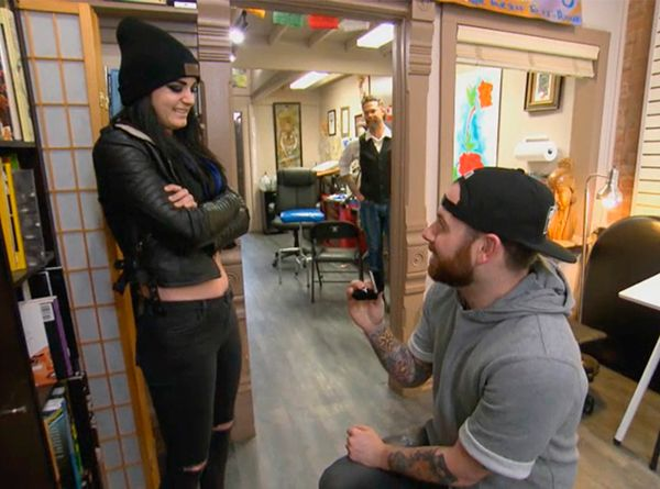 Congrats are in order for wrestler Paige and her new fiancé! The 'Total Divas' star was treated to an absolutely insane proposal from her love. You have to see it to believe it!