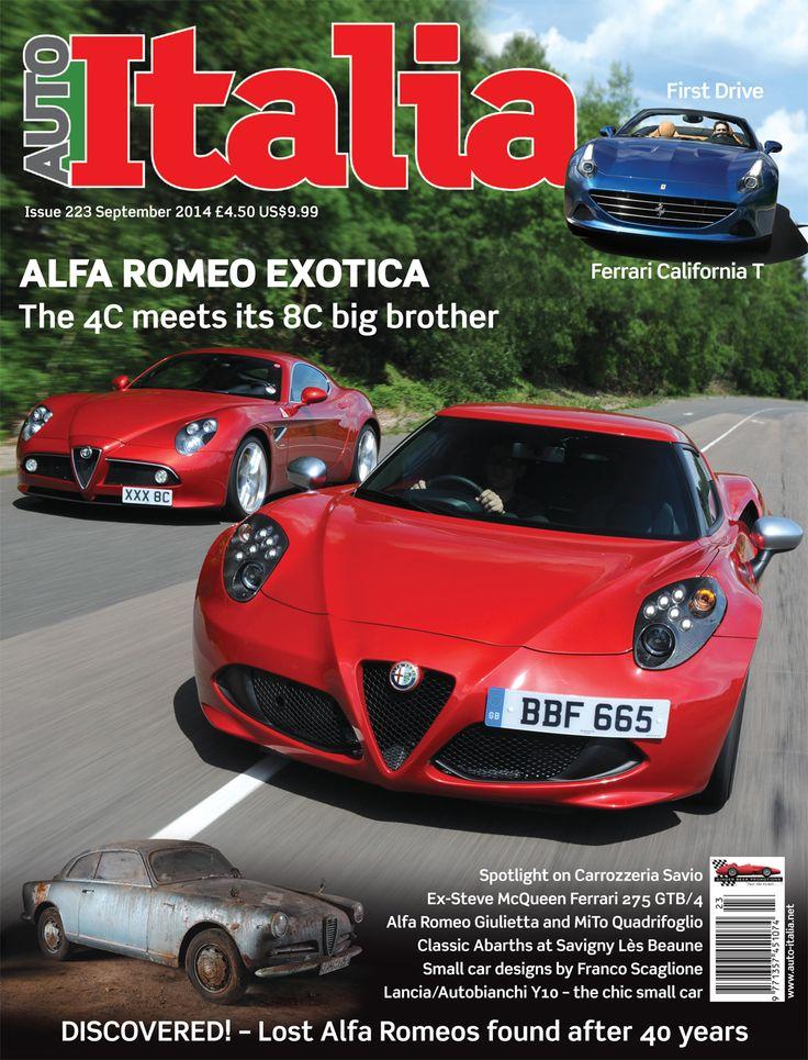 20 best Auto Italia Magazine images on Pinterest | Italia, Italy and ...