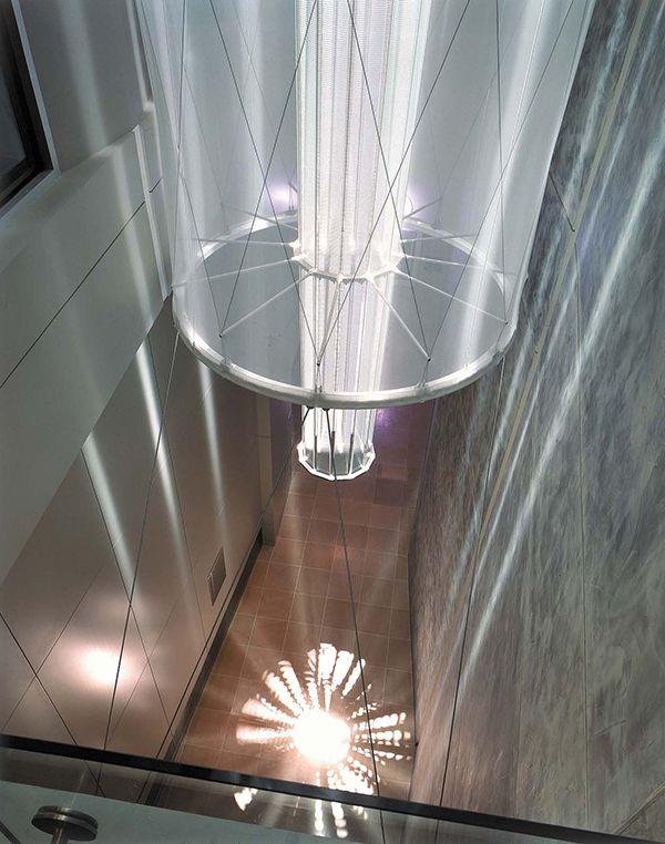 James Carpenter Transbay Center Hi Tech Architecture