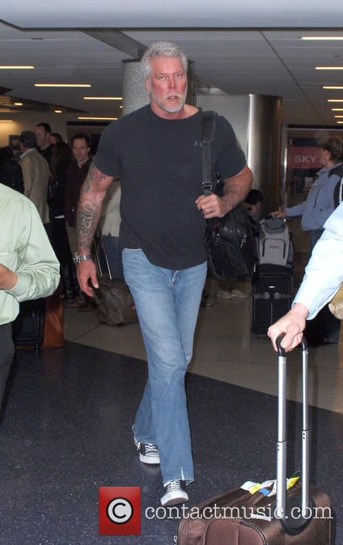 Picture - Kevin Nash at LAX Los Angeles California United States, Friday 6th March 2015 | Photo 4623161 | Contactmusic.com