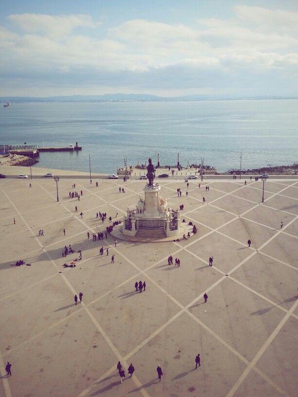 Terreiro do Paço - Lisbon - Portugal