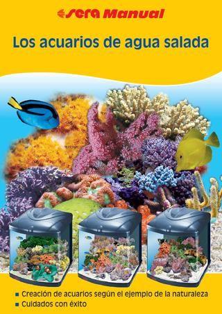Los acuarios de agua salada  Guía de acuarios de agua salada