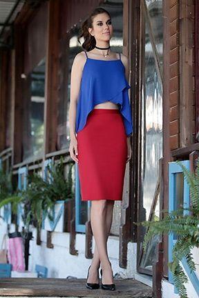Kadin Etek Modellerinde Binlerce Urun Ve Renk Seceneginin Yani Sira Uygun Fiyat Ve Kapida Odeme Imkani Tozlu Com Da Ziyaret High Waisted Skirt Fashion Skirts