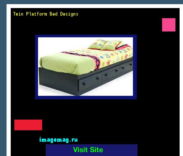 Twin Platform Bed Designs 142856 - The Best Image Search