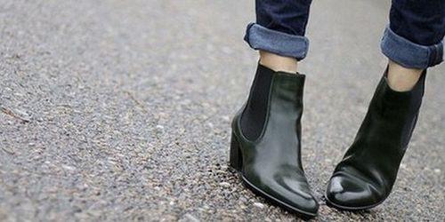 Elásticas Vitorianas – as botas Chelsea
