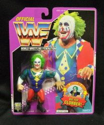 HASBRO WF DOINK THE CLOWN