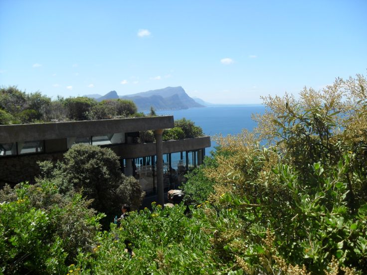 Cape Point - one of the most Southerly points on the African continent and the last stop before Antarctica!