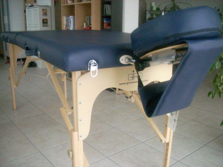 Table De Massage Pliante, Marque Girod Medical (matériel Professionnel).  Location Table De