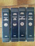 4 livres Histoire ancienne des peuples