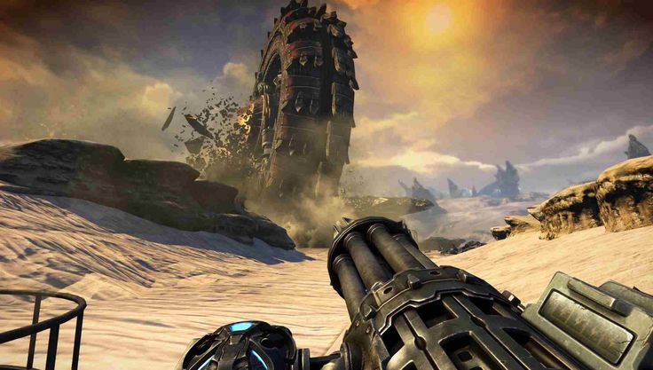 Bulletstorm Full Clip Edition - PS4 Gaming Review - 3