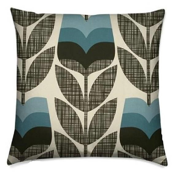 Handmade Orla Kiely Rosebud Powder Blue Cushion Cover | Home, Furniture & DIY, Home Decor, Cushions | eBay!
