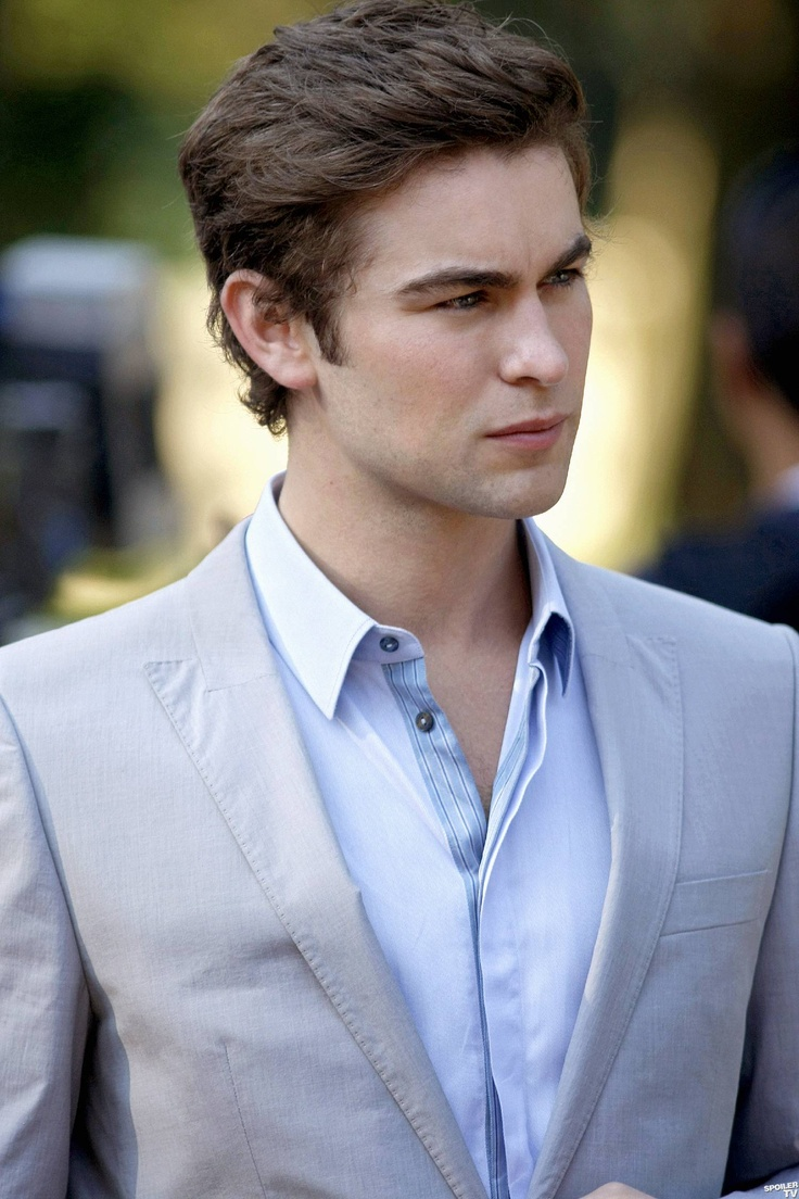 Nate Archibald Chace Crawford And Grey Suits On Pinterest