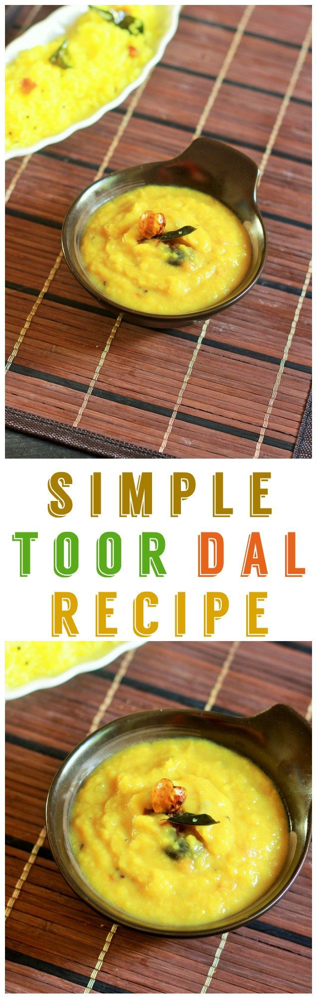 Toor dal recipe or split pigeon peas recipe is a very simple and very easy dish to make. There is no long list of ingredients or elaborate method involved. #dalrecipe #indiandal #toordal #daltadka #halalrecipe