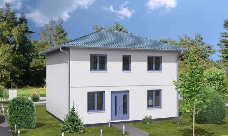 Haus-Bild: Stadtvilla Dessau als KfW55-Haus