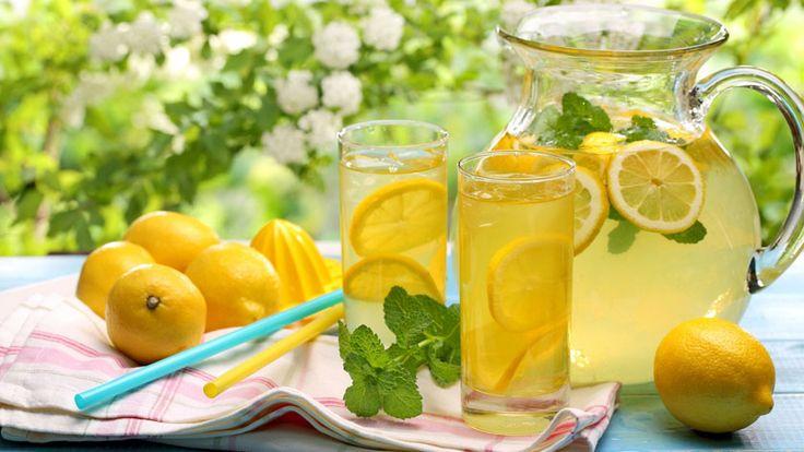 Limonada con Menta y Jengibre: la Receta Perfecta | GreenVivant