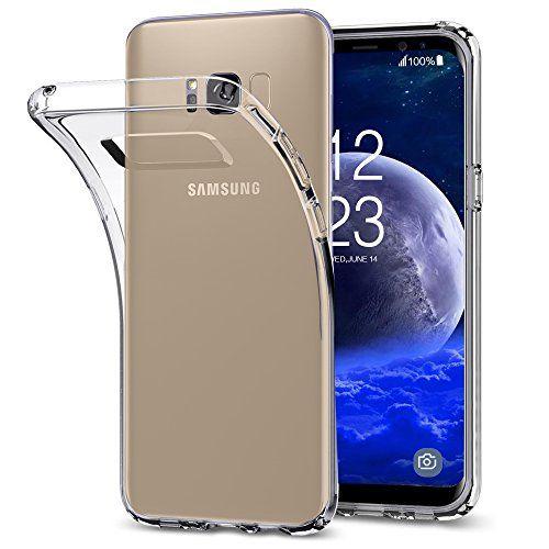 Samsung Galaxy S8 Plus Hulle Vkaiy Samsung Galaxy S8 Plus Schutzhulle Transparent Handyhulle Crystal Clear Silikon Durchsichtig Tpu B Samsung Galaxy Galaxy Phone Samsung