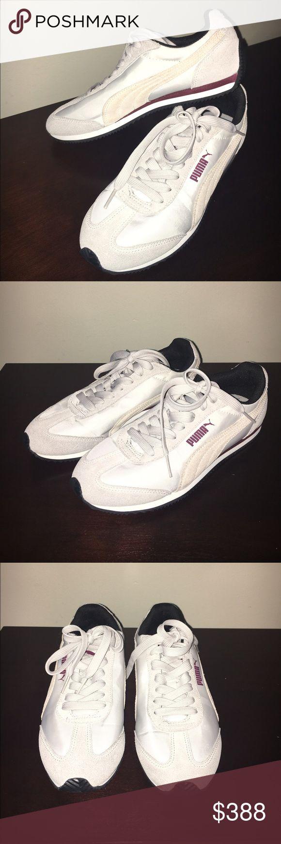Puma tennis shoes Puma tennis shoes excellent condition. Puma Shoes Athletic Shoes