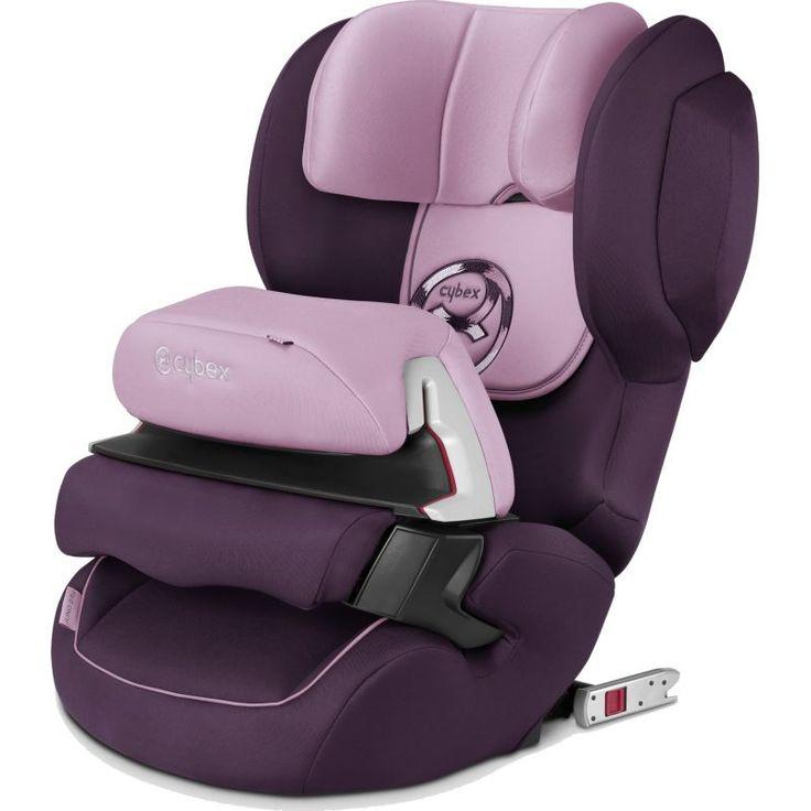 Cybex Pallas M-Fix Group 123 Car Seat-Princess Pink - Kiddies-Kingdom