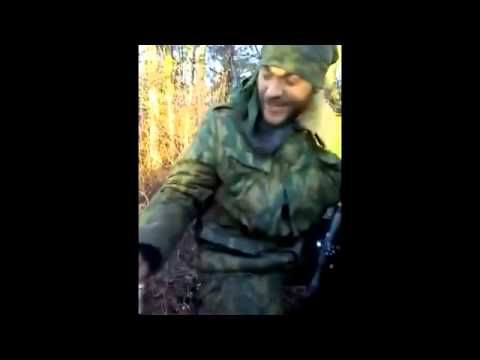War in Ukraine / Partisans of Donbass under Mariupol city