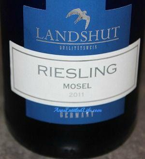 Aldi's+Landshut+Riesling+Wine+Review