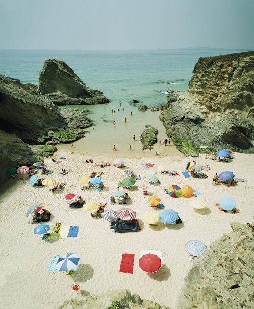 Praia Piquinia by Christian Chaize.  I have to buy a print of this!