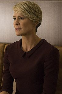 "Claire Goes Back To Her Roots In ""House Of Cards"" Season 3"