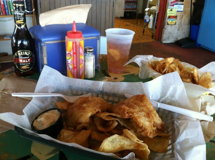 Best Seafood Restaurant In Edisto Beach Sc