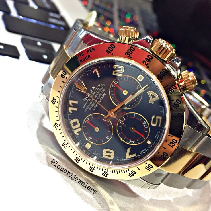 Review of the Rolex Cosmograph Daytona 116520 | Luxury ...